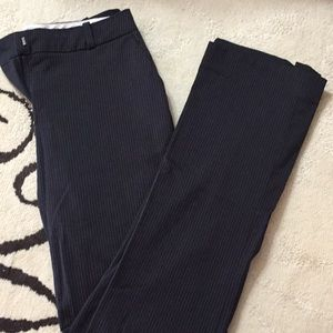 H&M Straight Leg Pant. Size:4